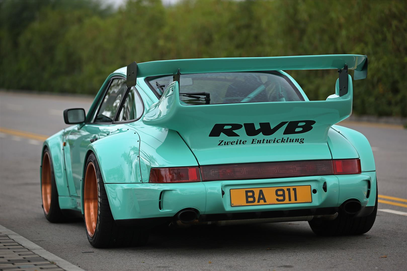 Rwb 964 Wide Body